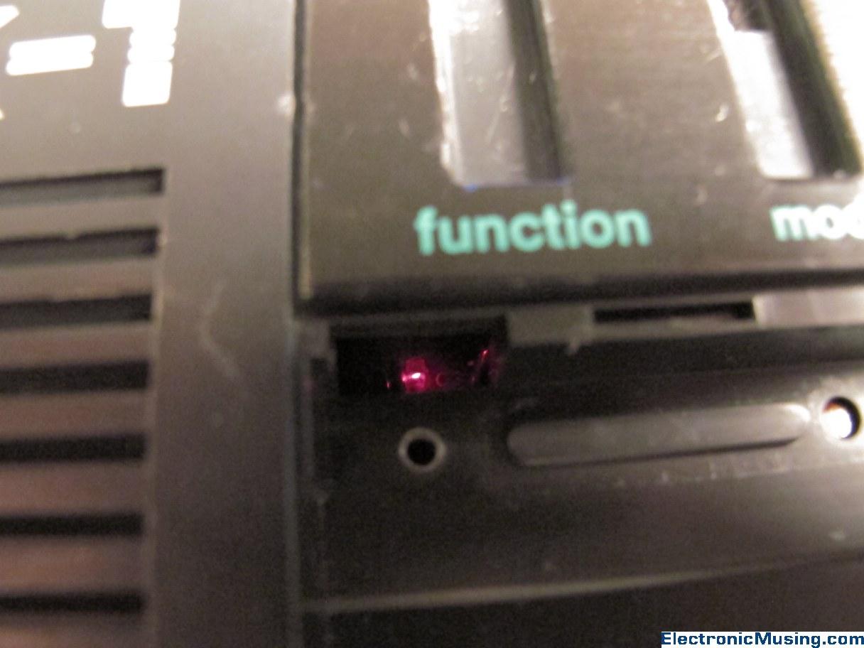 wtf glowy diode